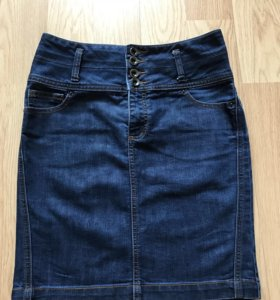 Юбка джинсовая vero moda