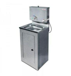 Умывальник с водонагревателем для дачи Акватекс
