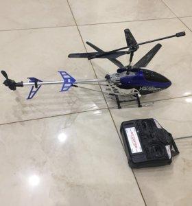 Вертолёт с пультом управления