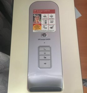 Сканер HP scanjet G4010