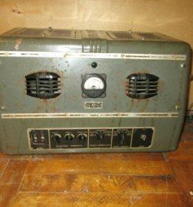 Ламповый усилитель трансляционный УМ-50 ЛУЧ