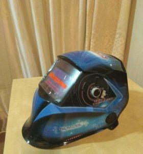 Сварочная маска хамелеон- aurora sun7
