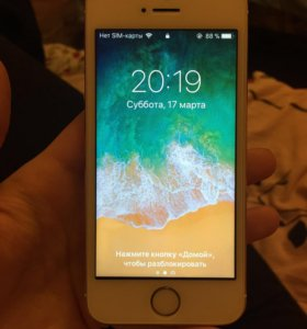 iPhone 5s Gold (16гб)