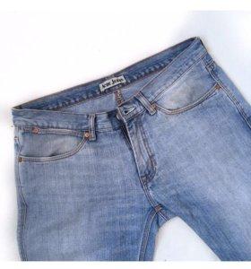 Мужские джинсы Acne 32р.