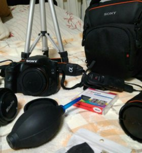 Фотоаппарат Sony SLT-A58 kit
