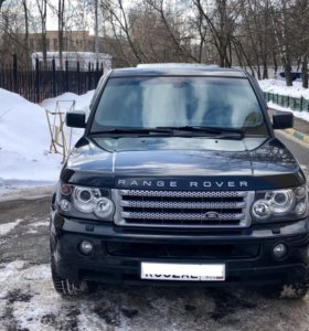Land Rover Range Rover Sport, I Supercharged 4.2 AT (390 л.с.) 4WD