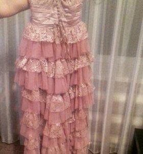 Продается шикарное платье