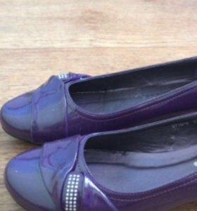 Туфли новые размер 38-39