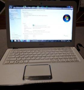 Ноутбук MSI 370