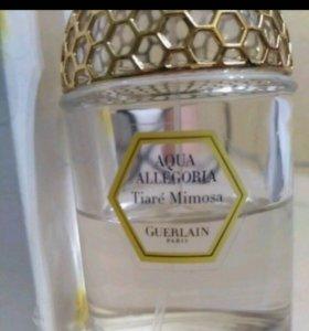 Guerlain Tiare Mimosa Aqua Allegoria