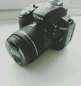 Nikon d5300 18-55mm vr kit