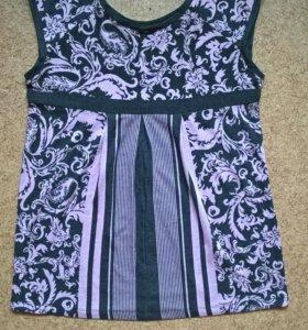 Безрукавка для беременной р.46-48 новая платье