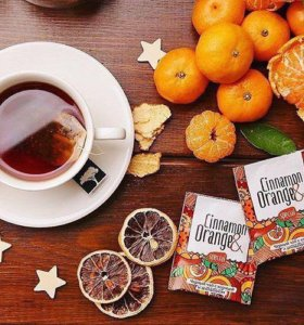 Чай Every Cinnamon&Orange