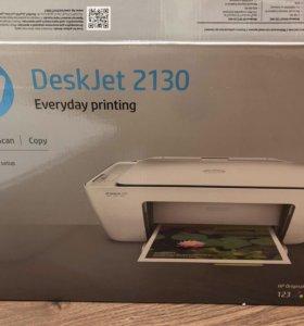 Принтер-сканер-копир HP deskjet2130