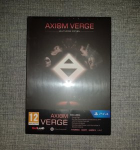 Axiom Verge Multiverse Edition [PS4]