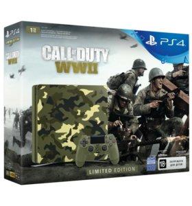 PS4 Slim 1TB Limited edition