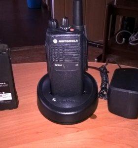 Motorola GP340.