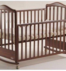 Детская кроватка-качалка Papaloni Джованни