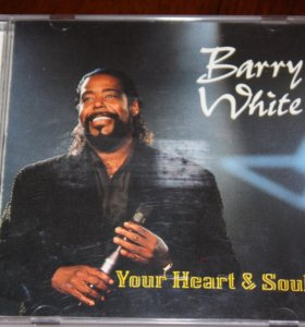 Фирменный CD Barry White ‎– Your Heart And Soul