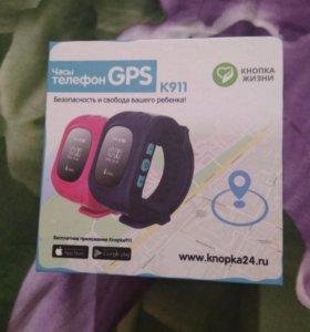 Часы телефон GPS