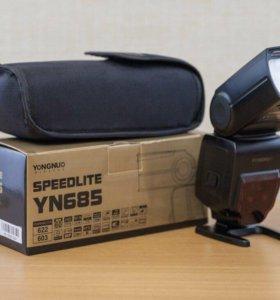 YongNuo Speedlite YN685 Nikon TTL