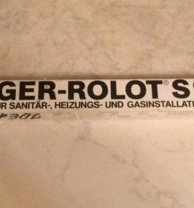 Припой Rothenberger Rolot S-5% (Ag 5%, пруток)
