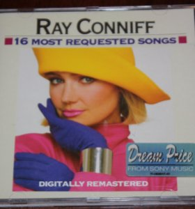 Фирмен. CD Ray Conniff ‎– 16 Most Requested Songs