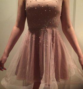 Платье на выпускной срочно