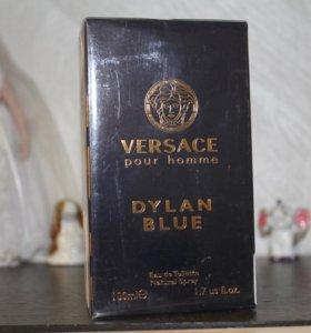 Туалетная вода Versace Dylan Blue