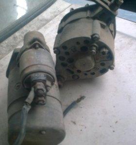 стартер генератор на ваз