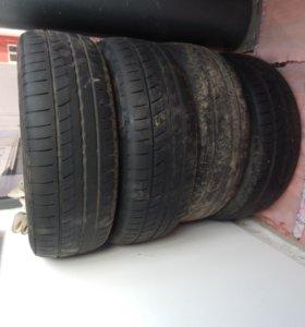 Колеса (диски + шины) Lada Kalina/Granta