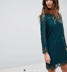 Новое платье OASIS кружевное