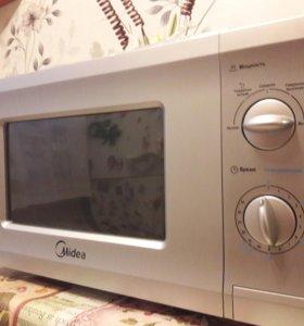 Продам новую микроволновую печь