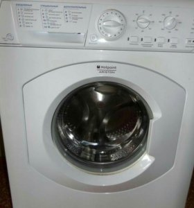 Hotpoint ariston arsl 100, 5кг доставка