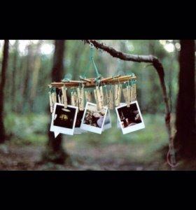 Делаю фото Polaroid