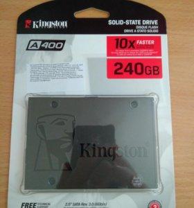SSD 240 Gb Kingston