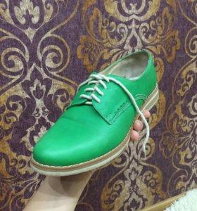 Туфли фирменные unichel