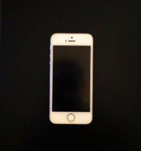 Iphone 5s (gold) 16 gb