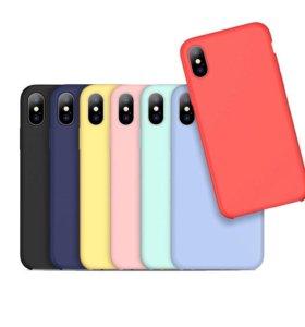 Чехол на iPhone 6/6s/6+/7/7+/5/5S/SE/8/8+/X