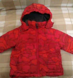 Демисезонная куртка Zara baby