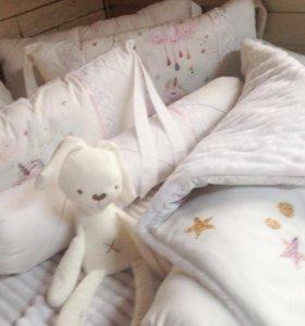 Комплекты в кроватку