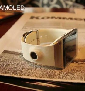 Часы Samsung gear gold.
