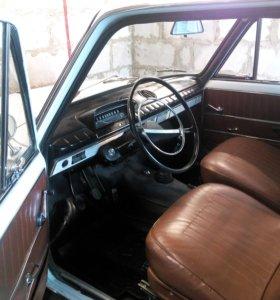 ВАЗ (Lada) 2101, 1974