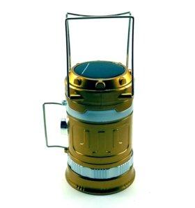 Кемпинговый фонарь-лампа аккумуляторный YD-3588