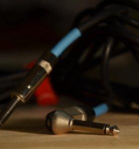 Инструментальный кабель Samson TOURtek 6 м