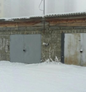 Уборка снега с гаражей частных домов территорий