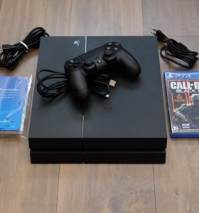 Приставка Sony PlayStation 4 1тб