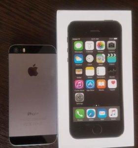 Телефон Айфон 5s ,32 gb,