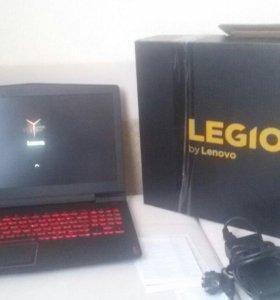 Игровой ноутбук Lenovo Legion Y520 -15 ikba
