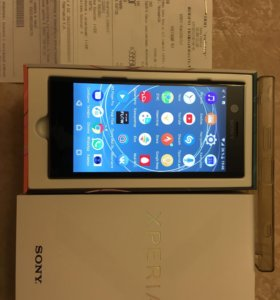 Sony Xperia XZ1 compact Обмен